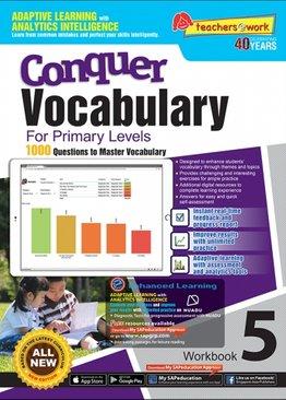 Conquer Vocabulary 5