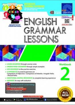 English Grammar Lessons Workbook 2