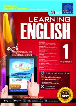 Learning English Workbook 1