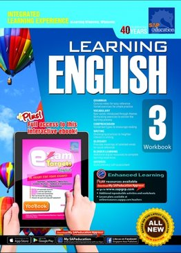 Learning English Workbook 3