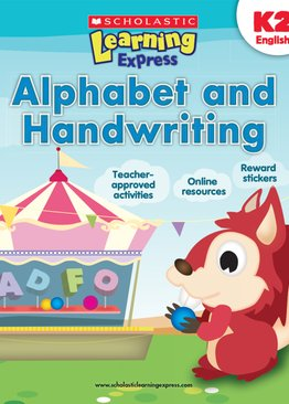 Learning Express K2: Alphabet and  Handwriting