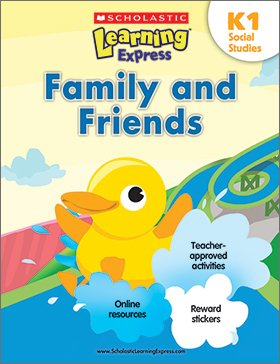 Learning Express K1: Family & Friends