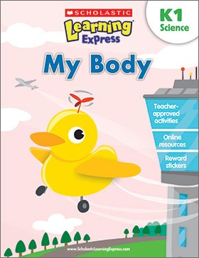 Learning Express K1: My Body