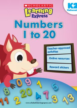 Learning Express K2: Numbers 1 to 20