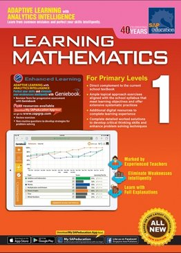 Learning Mathematics Book 1