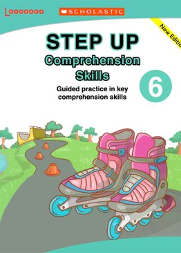 Step Up Comprehension Skills 6