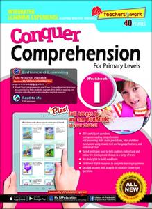 Conquer Comprehension Workbook 1