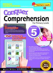 Conquer Comprehension Workbook 5