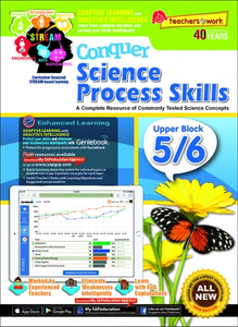 Conquer Science Process Skills [Upper Block 5/6]