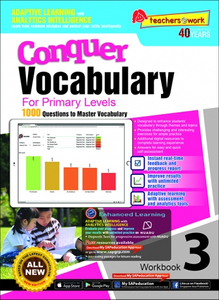 Conquer Vocabulary 3