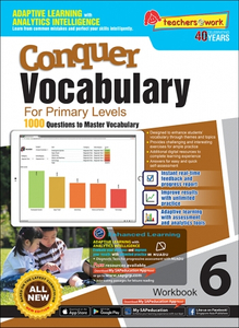 Conquer Vocabulary 6