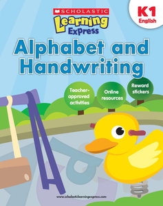 Learning Express K1: Alphabet and  Handwriting
