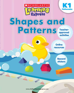 Learning Express K1:Shapes and Patterns