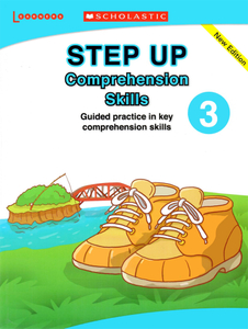 Step Up Comprehension Skills 3