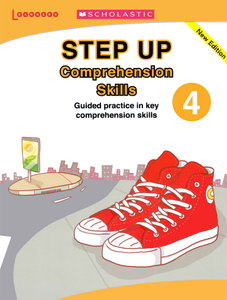 Step Up Comprehension Skills 4