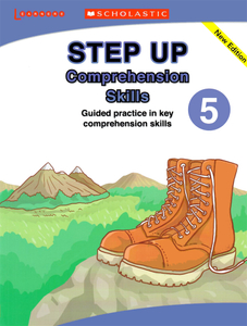 Step Up Comprehension Skills 5