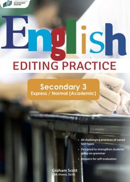English Editing Practice Sec 3 Exp/N(A)