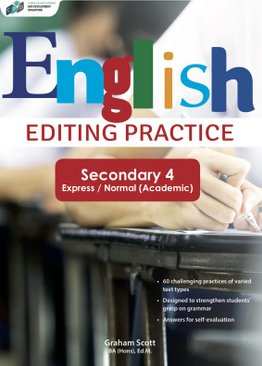English Editing Practice Sec 4 Exp/N(A)