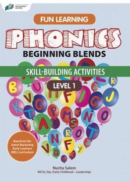Fun Learning Phonics – Ending Blends Level 1