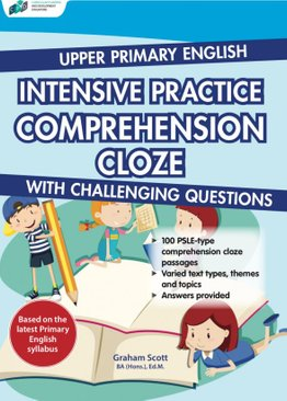 Upper Primary English: Intensive Comprehension Cloze