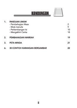 Koleksi Karangan serta Panduan Mengarang Darjah 4