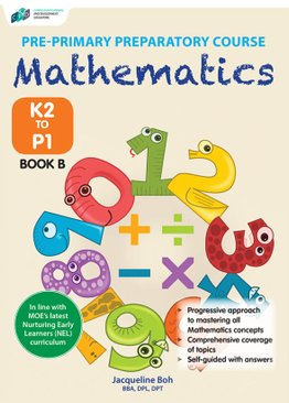 Pre-Primary Preparatory Course Mathematics (K2-P1) Book B