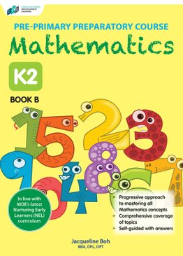 Pre-primary Preparatory Course Mathematics K2 Book B