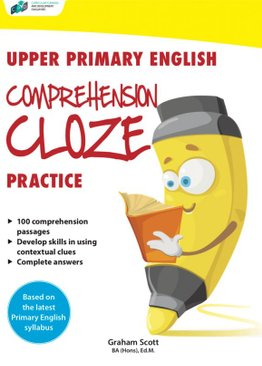 Upper Primary English Comprehension Cloze Practice