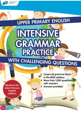 Upper Primary English: Intensive Grammar Practice