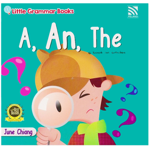 Little Grammar Book: A, An, The