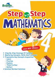 Step by Step Mathematics P4