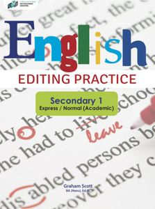 English Editing Practice Sec 1 Exp/N(A)
