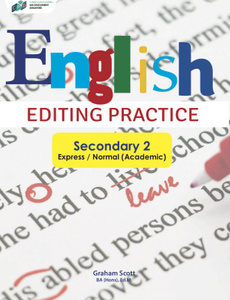 English Editing Practice Sec 2 Exp/N(A)