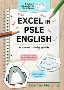 Excel in PSLE English: A Smart Study Guide