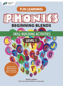Fun Learning Phonics – Ending Blends Level 1