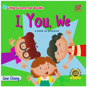 Little Grammar Book:  I, You, We