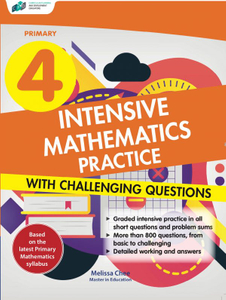 Intensive Mathematics Practice P4