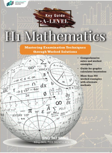 Key Guide A-Level H1 Mathematics