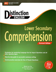 Distinction in English: Lower Secondary Comprehension (Rev)