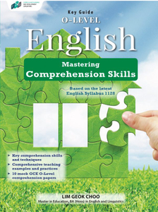 Key Guide O-Level English: Mastering Comprehension Skills