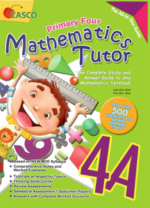 Mathematics Tutor 4A - Revised Edition