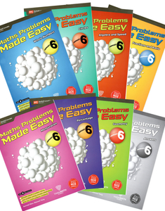 Maths Problems Made Easy P6