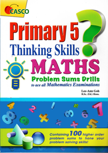 Thinking Skills Maths Problem Sums Drills 5