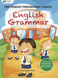 Pre-Primary Preparatory Course English Grammar