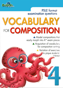 Vocabulary for Composition 4