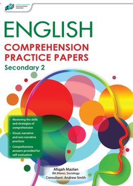 English Comprehension Practice Papers Secondary 2
