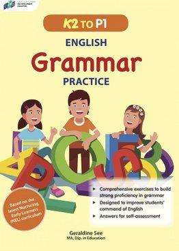 K2 to P1 English Grammar Practice