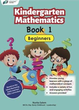 Kindergarten Mathematics Book 1 – Beginners