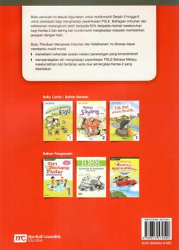 PSLE Malay Language - Guide on Answering Affix and Comprehension
