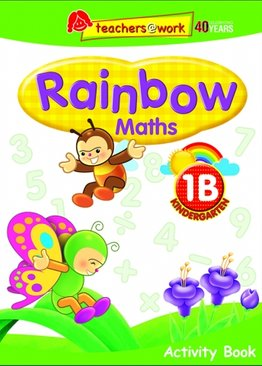 Rainbow Maths Activity Book K1B